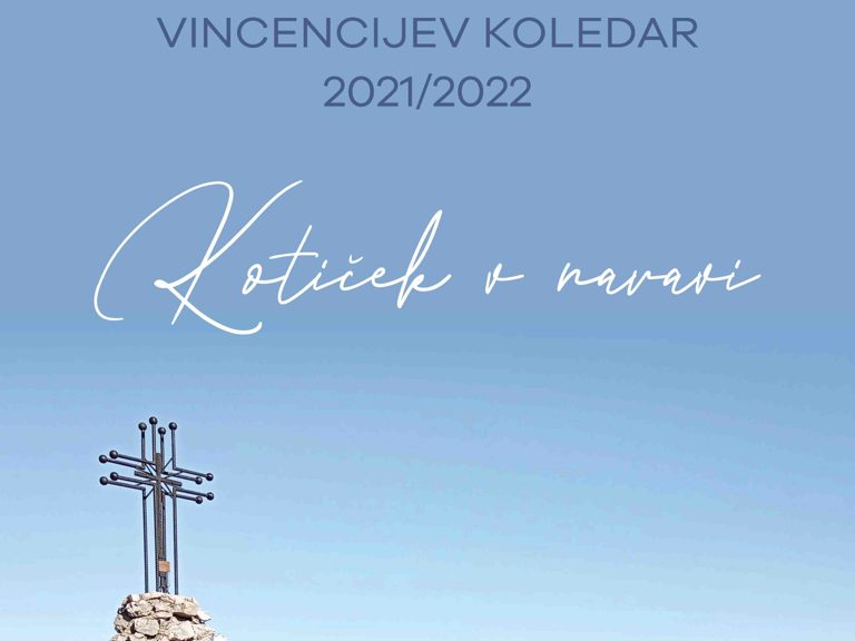 Dobrodelna akcija Vincencijev koledar 2021/22
