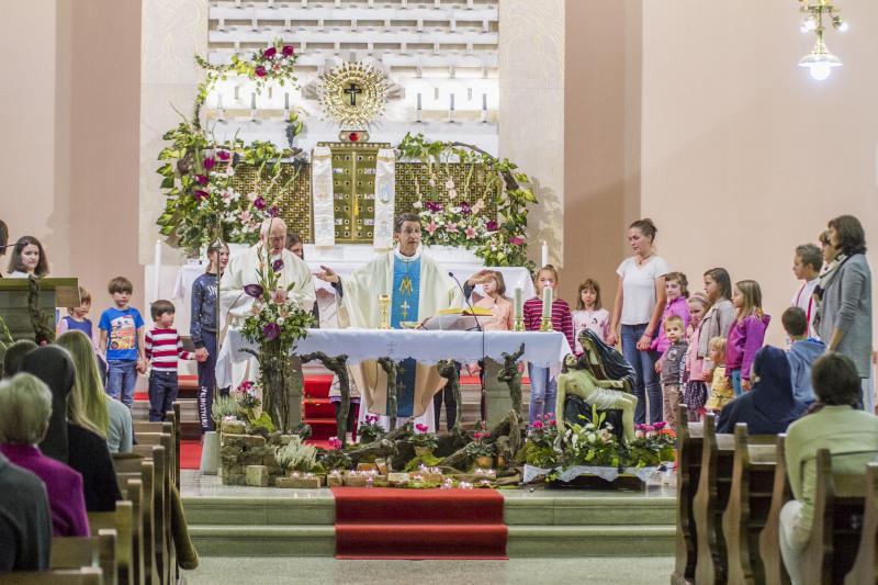 Kvatrnica 2019 Molitev za prenovo Cerkve