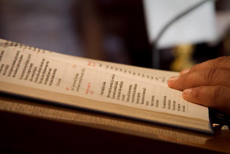 Anketa o božji besedi